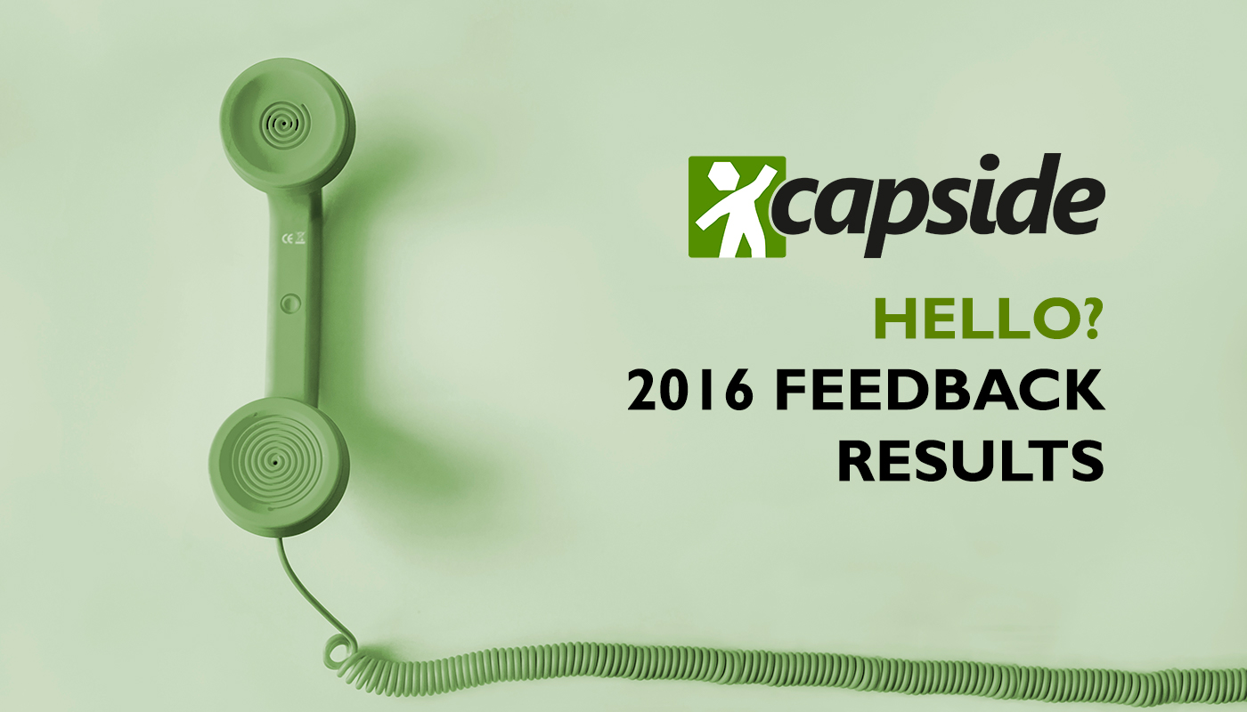 Time to Celebrate: 2016 feedback results are out!