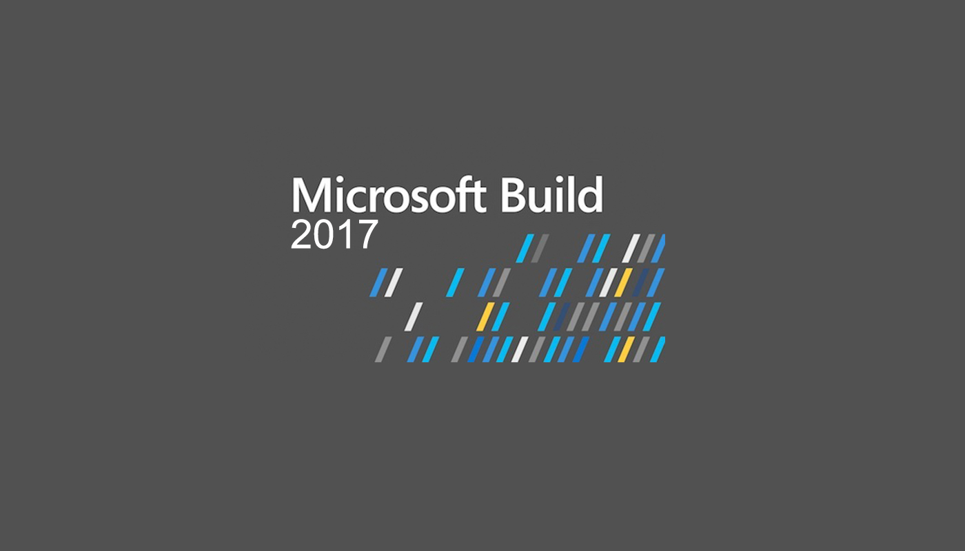 Microsoft Build 2017: Shaping the future of technology