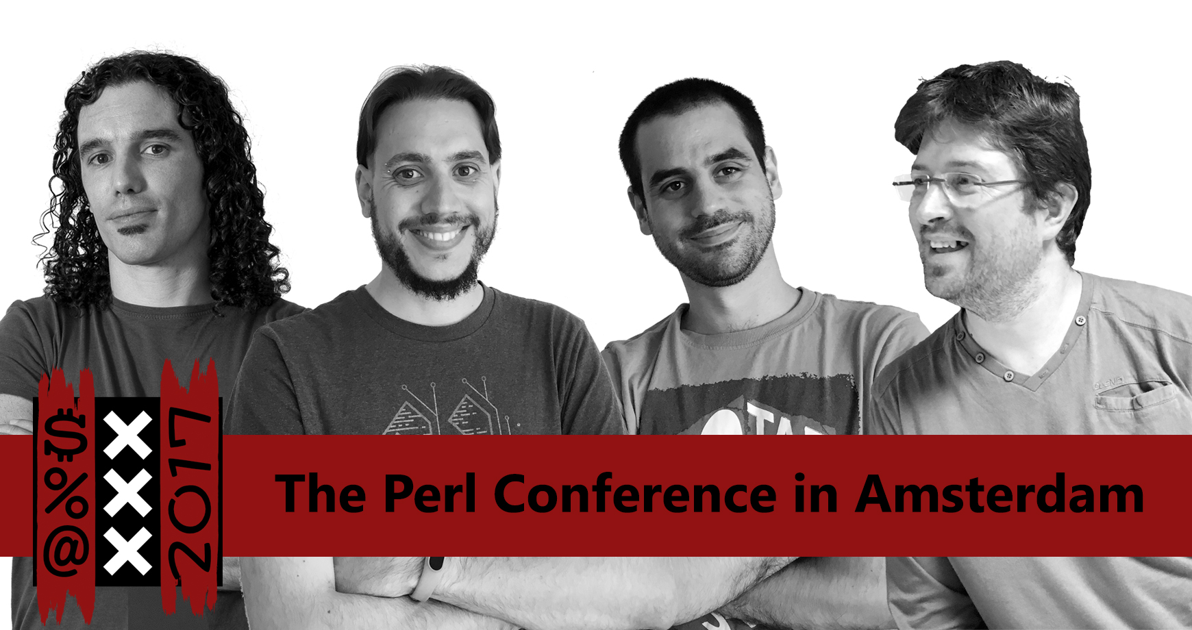 The Perl Conference in Amsterdam