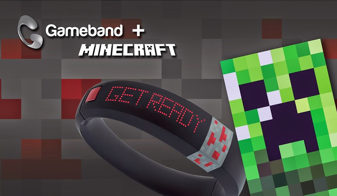 Gameband - CAPSiDE, architects of the digital society