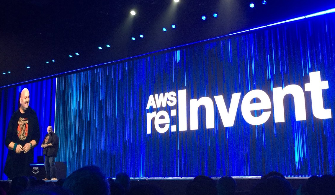 New on AWS - Werner Vogels - CAPSiDE