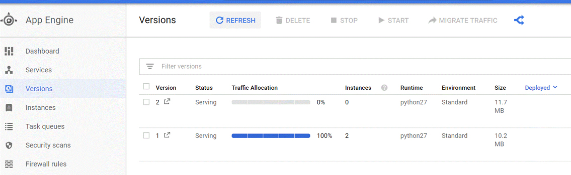 How to deploy an app on Google App Engine | CAPSiDE