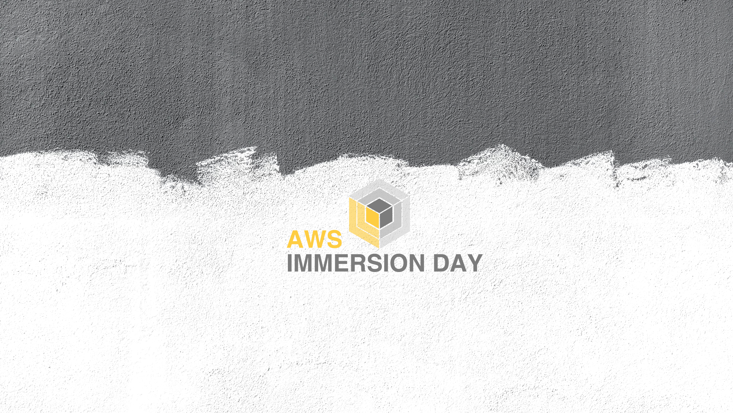 AWS Immersion Day Barcelona | CAPSiDE, architects of the digital society