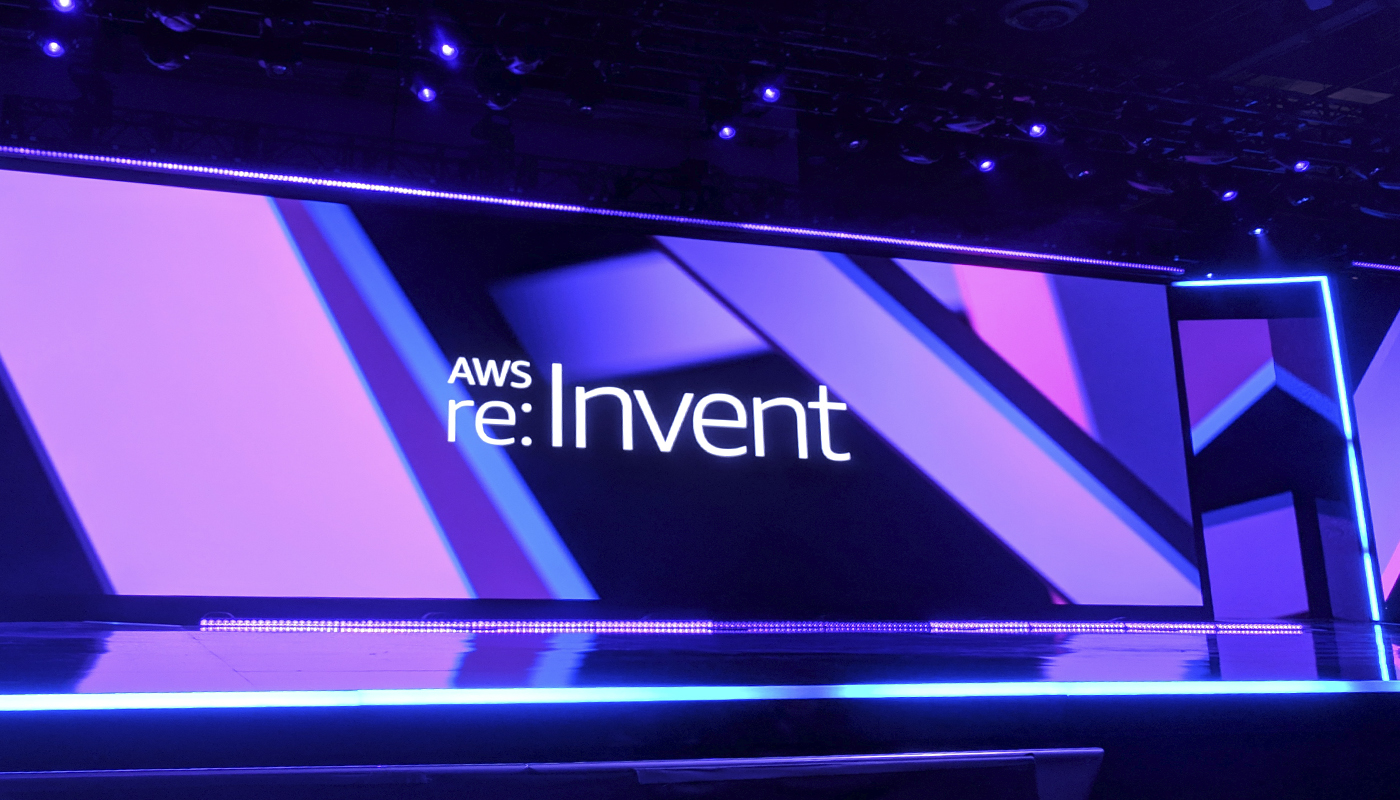 News and highlights from AWS re:Invent 2018!