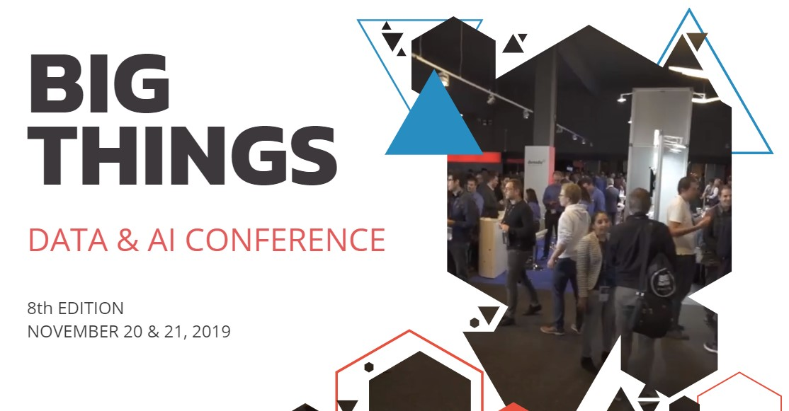 Big Things Conference 2019 Logo